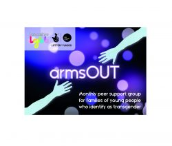 Arms Out @ on request - Chorley area