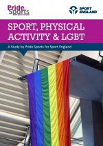 New report out on Sport, Physical Activity and LGBT