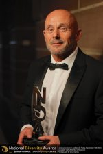 Lewis wins NDA Lifetime Achievement Award