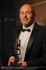 Lewis wins NDA Lifetime Achievement Award