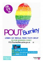 New LGBT Youth Group in Burnley