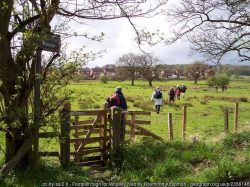 Next LGBT walk - York village to Whalley Nab, August 17th @ outside Lord Nelson pub
