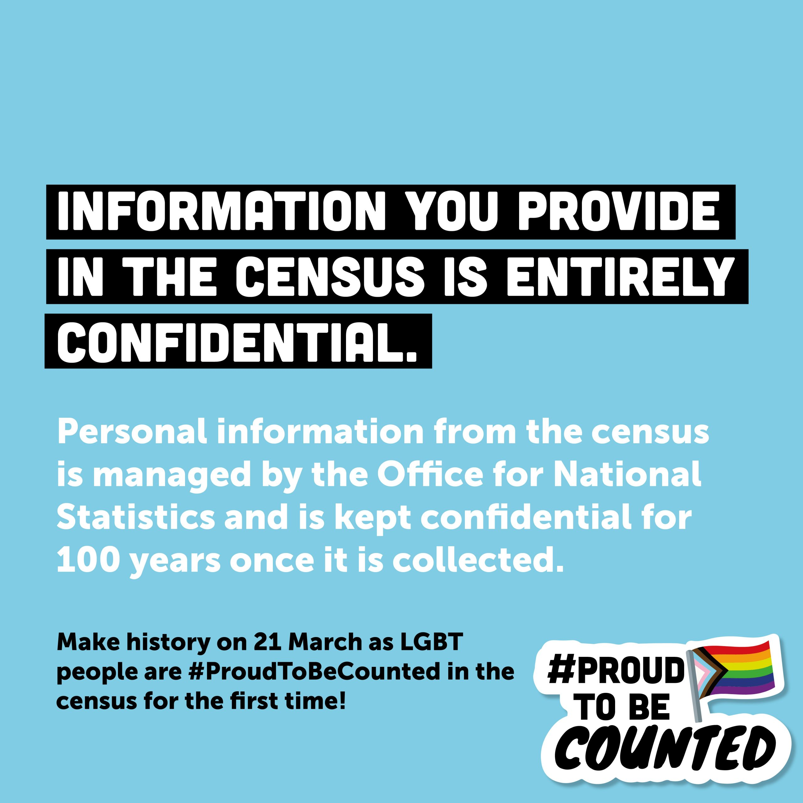 Census 2021 personal information is kept confidential for 100 years