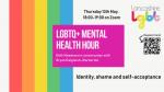 LGBTQ+ Mental Health Hour #1 – Identity, Shame & Self-Acceptance