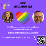 LGBTQ+ Mental Health Hour