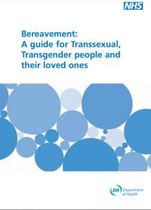 Bereavement trans icon