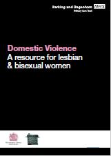 DV resource lesbian bi women
