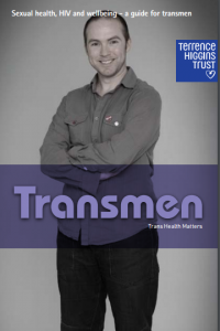 Trans Men guide icon