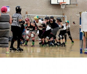 Blackpool Roller Derby Training Session @ PlayFootball | Blackpool | United Kingdom